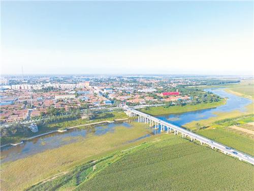 故城县加速打造大运河文化带重要节点城市