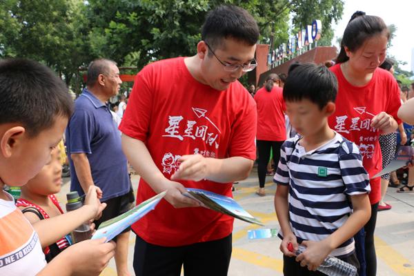"""冀州區檢察院開展法制宣傳為未成年人健康成長""""保駕護航"""""""