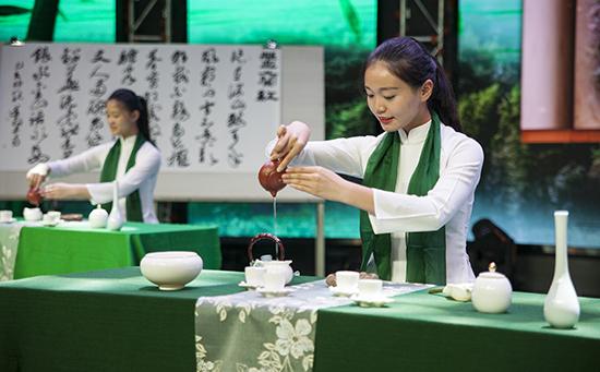 福建三明:林深 水美 孕茶香
